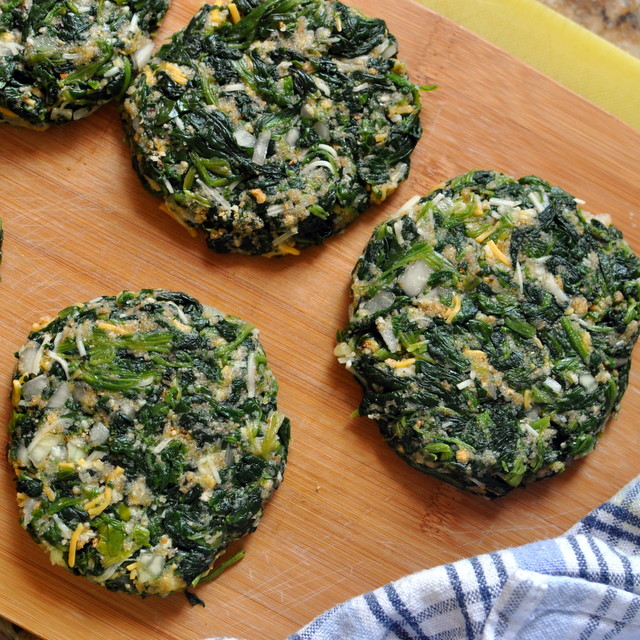 New zealand spinach rooftop recipes spinachpatties forumfinder Images