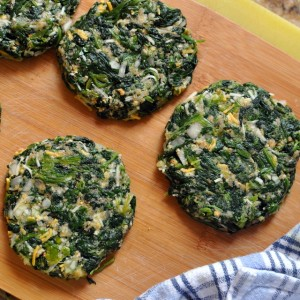 spinachpatties