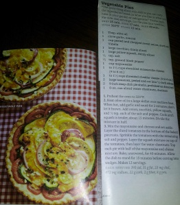 vegetable pies