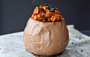Winter Squash Bowl